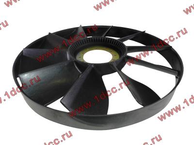 Вентилятор радиатора на гидромуфту d-640 H HOWO (ХОВО) VG2600060446 фото 1 Астрахань