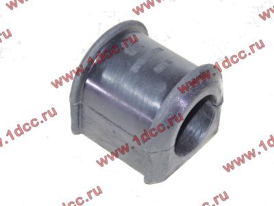 Втулка резиновая для переднего стабилизатора (к балке моста) H2/H3 HOWO (ХОВО) 199100680068 фото 1 Астрахань