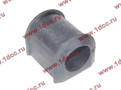 Втулка резиновая для заднего стабилизатора H2/H3 HOWO (ХОВО) 199100680067 фото 1 Астрахань