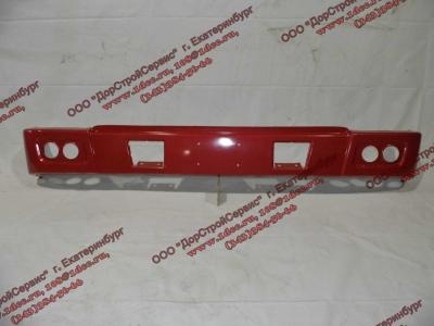 Бампер H красный самосвал металлический HOWO (ХОВО) WG1641240001 фото 1 Астрахань