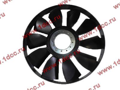 Вентилятор радиатора на гидромуфту d-590 H HOWO (ХОВО) VG1500060047 фото 1 Астрахань