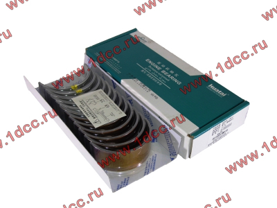 Вкладыши шатунные ремонтные +0,25 (12шт) H2/H3 HOWO (ХОВО) VG1560030034/33 фото 1 Астрахань