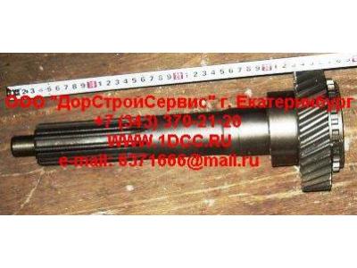 Вал первичный КПП ZF 5S-150GP d-50 H2/H3 КПП (Коробки переключения передач) 2159302060 фото 1 Астрахань