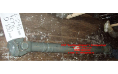 Вал карданный основной без подвесного L-1740, d-180, 4 отв. H2/H3 фото Астрахань