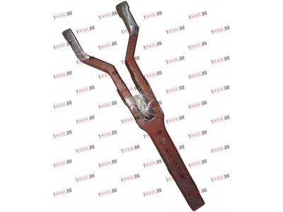 Вилка выжимного подшипника 430 H HOWO (ХОВО) JS180-1601021-2 фото 1 Астрахань