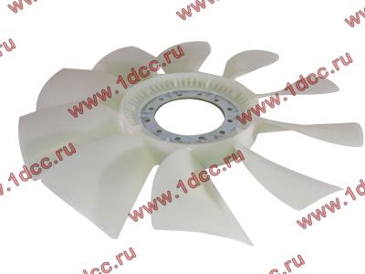 Вентилятор радиатора (на гидромуфту) без кольца d-590 H HOWO (ХОВО) 61500060131 фото 1 Астрахань