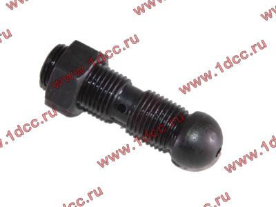 Болт регулировочный клапана с гайкой H2/H3 HOWO (ХОВО) VG14050010 фото 1 Астрахань