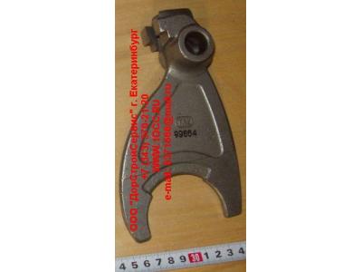 Вилка переключения пониженной передачи-заднего хода H2/H3 КПП (Коробки переключения передач) F99664 фото 1 Астрахань
