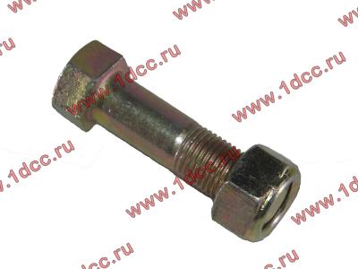 Болт M12х40 карданный с гайкой H2/H3 HOWO (ХОВО)  фото 1 Астрахань