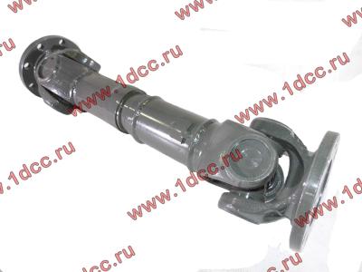 Вал карданный межосевой L-665, d-165 , 8 отв. H2/H3 HOWO (ХОВО) WG9014310125/AZ9114310096 фото 1 Астрахань