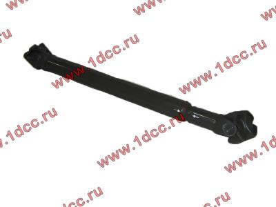 Вал карданный основной без подвесного L-1650, d-180, 4 отв. H2/H3 HOWO (ХОВО) AZ9114311650 фото 1 Астрахань