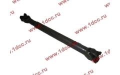 Вал карданный основной без подвесного L-1620, d-180, 4 отв. H2/H3 фото Астрахань