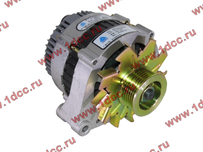 Генератор 28V/55A WD615 (JFZ255-024) H3 HOWO (ХОВО) VG1560090012 фото 1 Астрахань