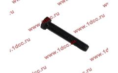 Болт M10x1.5x60 крепления картера маховика H2/H3 фото Астрахань
