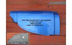 Обтекатель кабины левый HANIA синий фото Астрахань