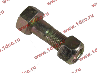 Болт M14х45 карданный с гайкой H2/H3 HOWO (ХОВО) Q151C1445 фото 1 Астрахань