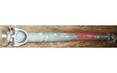 Вал карданный основной без подвесного L-1700, d-165, 8 отв. H2/H3 фото Астрахань
