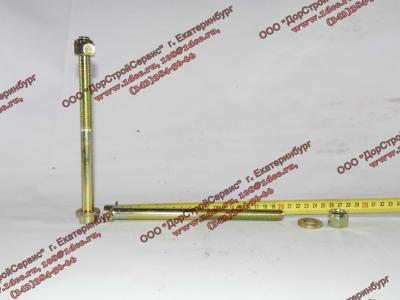 Болт центральный рессоры передней H2/H3 HOWO (ХОВО) 99100520710 фото 1 Астрахань
