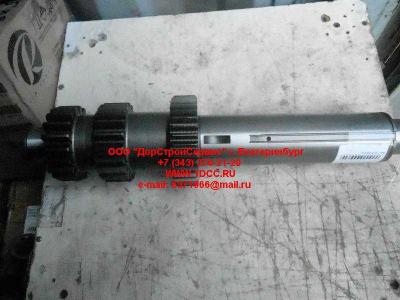 Вал промежуточный КПП Fuller 12JS160T КПП (Коробки переключения передач) 12JS160T-1701048 фото 1 Астрахань