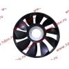 Вентилятор радиатора на гидромуфту d-590 H HOWO (ХОВО) VG1500060047 фото 2 Астрахань