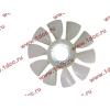 Вентилятор радиатора (на гидромуфту) без кольца d-590 H HOWO (ХОВО) 61500060131 фото 2 Астрахань