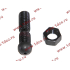 Болт регулировочный клапана с гайкой H2/H3 HOWO (ХОВО) VG14050010 фото 2 Астрахань