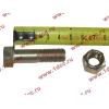 Болт M12х40 карданный с гайкой H2/H3 HOWO (ХОВО)  фото 2 Астрахань
