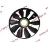 Вентилятор радиатора на гидромуфту d-640 H HOWO (ХОВО) VG2600060446 фото 3 Астрахань