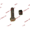 Болт M12х40 карданный с гайкой H2/H3 HOWO (ХОВО)  фото 3 Астрахань
